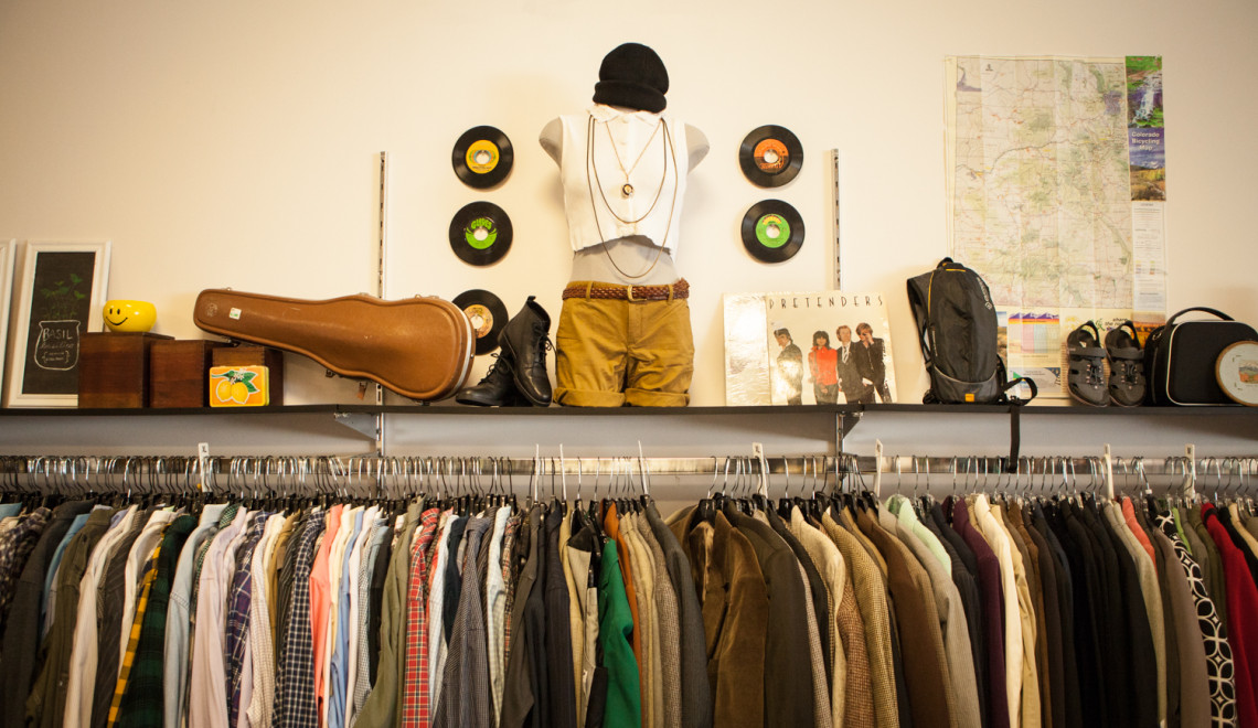 Your Grandpa's Clothes Are Bringing Jobs to Homeless Denver Youth