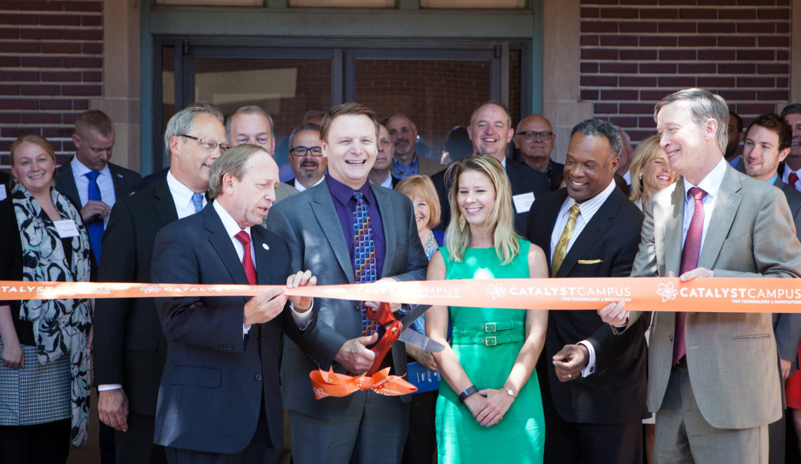 The Catalyst Campus Finally Opens its Doors in Colorado Springs