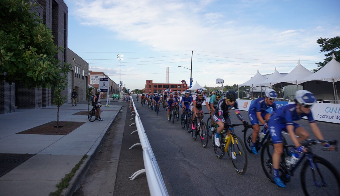 Velorama Brings Bike Racing and Block Parties to Downtown Denver